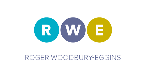 Roger Woodbury-Eggins logotype
